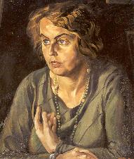 Patricia by Hilda. 1934  © Private Collection (Click to enlarge detail)