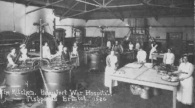 The Beaufort Kitchen